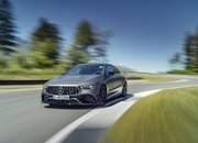 AMG Is Rewriting Rules Of Compact Cars With the Unbelievably Powerful 2020 AMG CLA 45 & A45 - image 848145