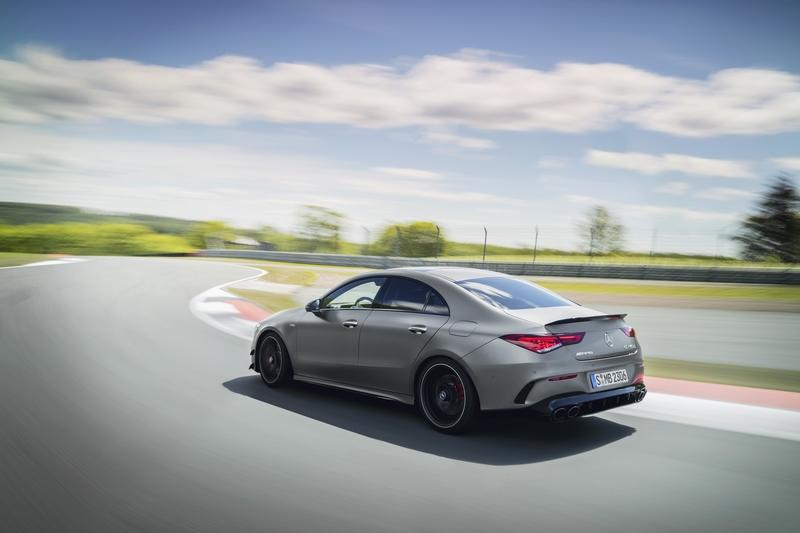 AMG Is Rewriting Rules Of Compact Cars With the Unbelievably Powerful 2020 AMG CLA 45 & A45
