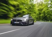 AMG Is Rewriting Rules Of Compact Cars With the Unbelievably Powerful 2020 AMG CLA 45 & A45 - image 848147