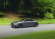 AMG Is Rewriting Rules Of Compact Cars With the Unbelievably Powerful 2020 AMG CLA 45 & A45 - image 848148