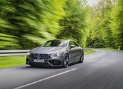 AMG Is Rewriting Rules Of Compact Cars With the Unbelievably Powerful 2020 AMG CLA 45 & A45 - image 848150