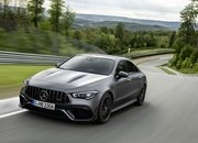 AMG Is Rewriting Rules Of Compact Cars With the Unbelievably Powerful 2020 AMG CLA 45 & A45 - image 848152