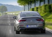 AMG Is Rewriting Rules Of Compact Cars With the Unbelievably Powerful 2020 AMG CLA 45 & A45 - image 848151
