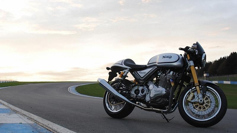 2015 - 2016 Norton Commando 961 MK II SF / Cafe Racer / Sport - image 850050