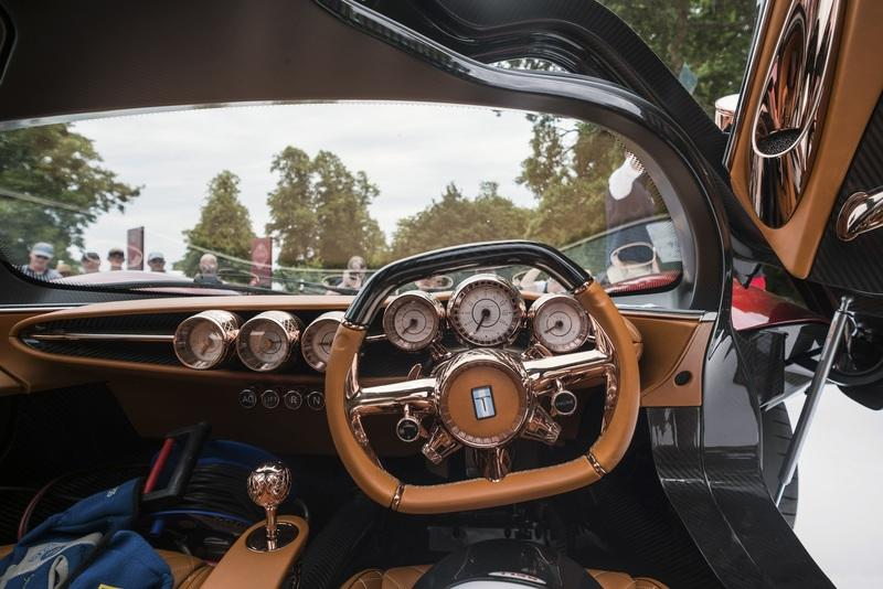2019 Goodwood Festival of Speed: Top Six New Car Premieres - image 849571