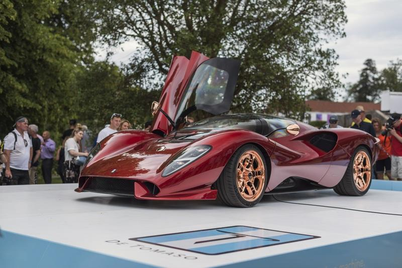 2019 Goodwood Festival of Speed: Top Six New Car Premieres - image 849608