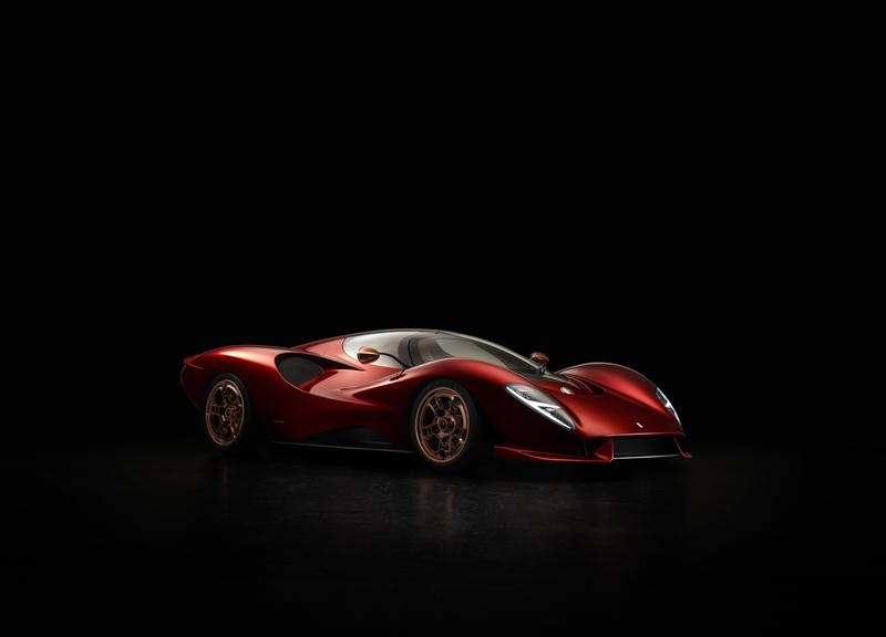 The 2020 De Tomaso P72 Represents Brand Revival Done Right