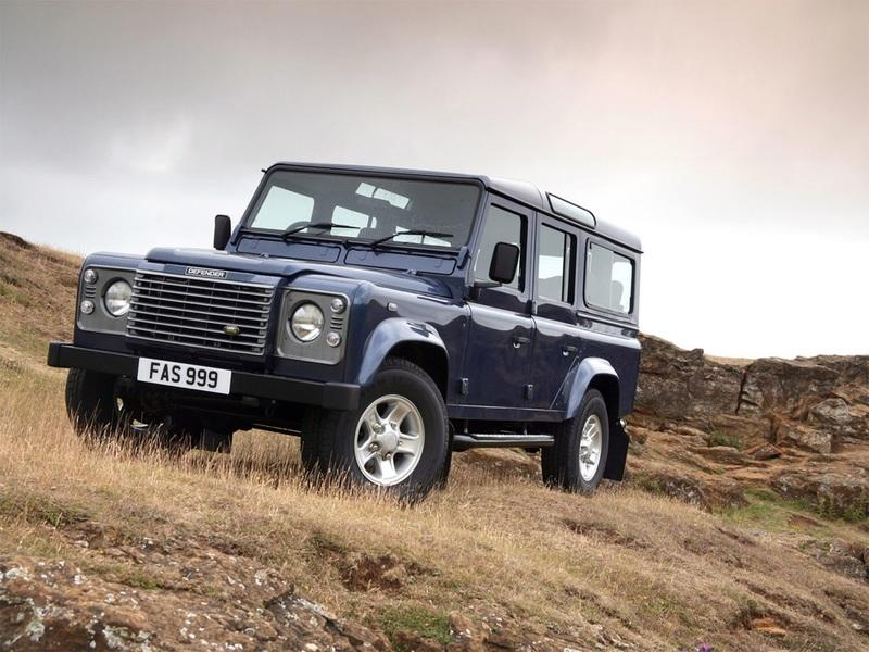ECD Project NEO Land Rover Defender 110
