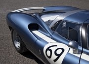 Ecurie Ecosse Revives The Glorious Jaguar XJ13 With Sexy Tribute - image 852235