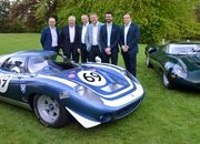 Ecurie Ecosse Revives The Glorious Jaguar XJ13 With Sexy Tribute - image 852237