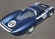 Ecurie Ecosse Revives The Glorious Jaguar XJ13 With Sexy Tribute - image 852239