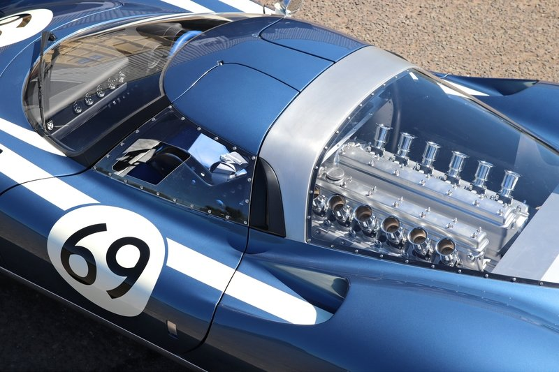 Ecurie Ecosse Revives The Glorious Jaguar XJ13 With Sexy Tribute
