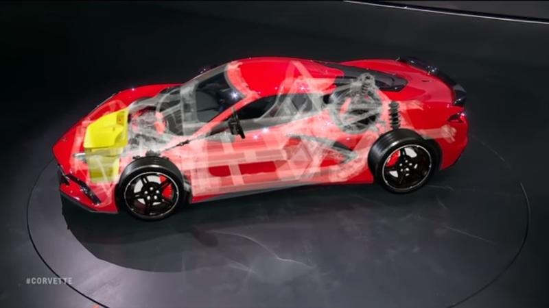 Engineering Explained Uses Math To Crack the Case of How the 2020 Chevy C8 Corvette is So Fast