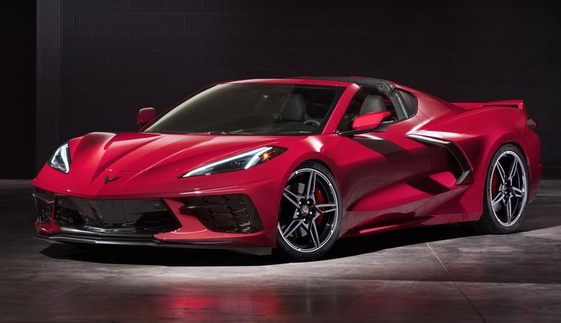 Five Cars The 2020 Chevy C8 Corvette Stingray Could Render ...