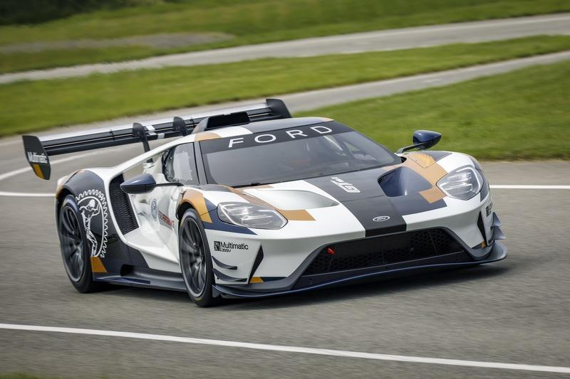 2020 Ford GT Mk II Quirks and Facts