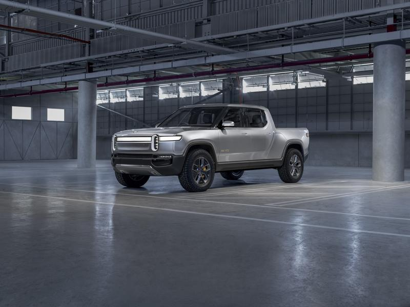 Ford, Rivian, or Tesla? The Electric Pickup Truck Battle Has Already Begun! - image 848672