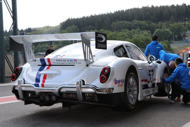 Herbie 'The Love Bug' Returns To Race In The 2019 24 Hours of Spa-Francorcamps