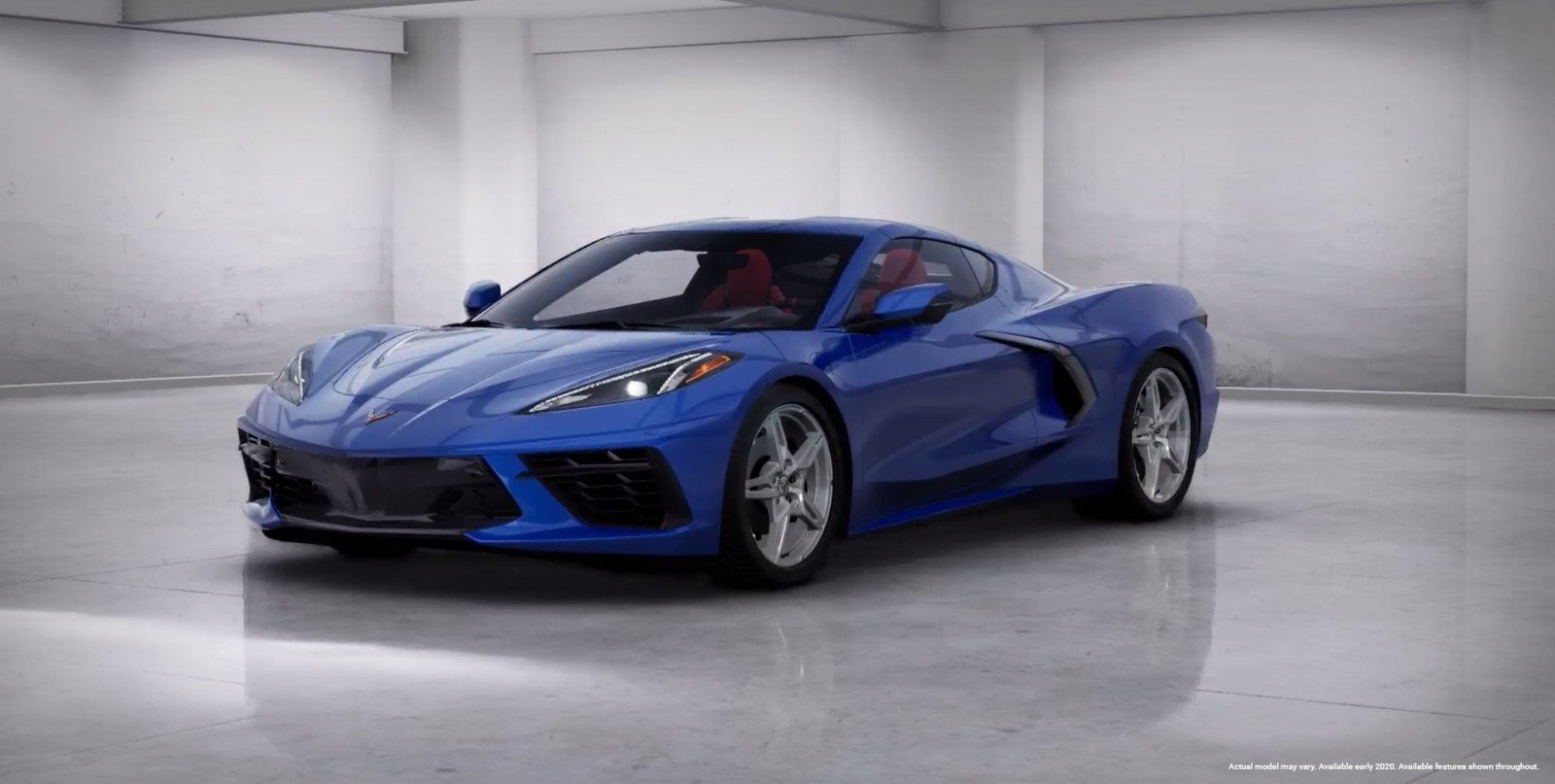 How We'd Configure The 2020 Chevy C8 Corvette Stingray ...