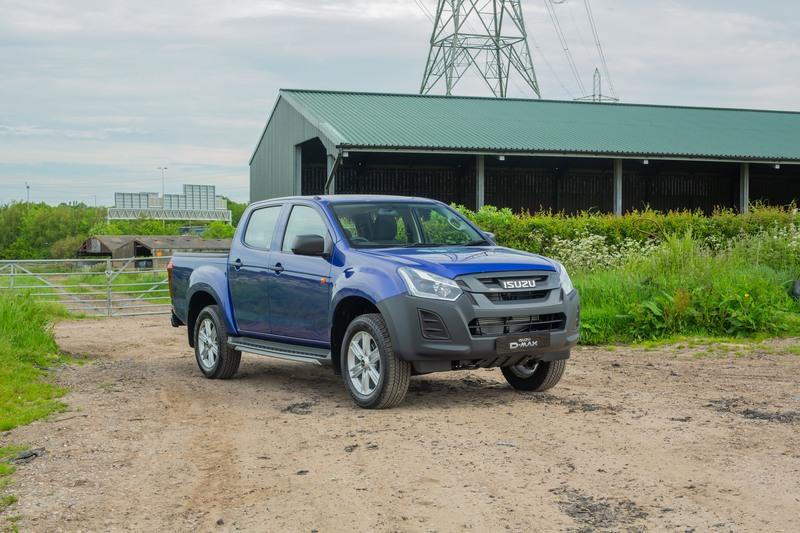 2019 Isuzu D-Max Workman+ Double Cab