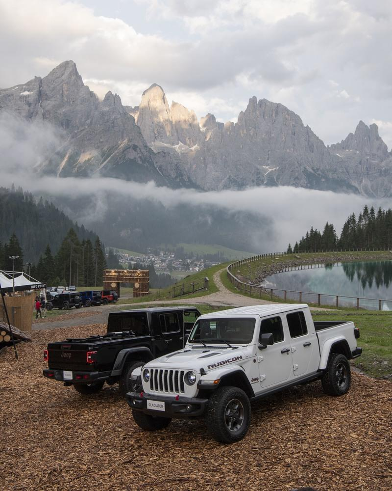 Jeep Brings The Gladiator To Europe!