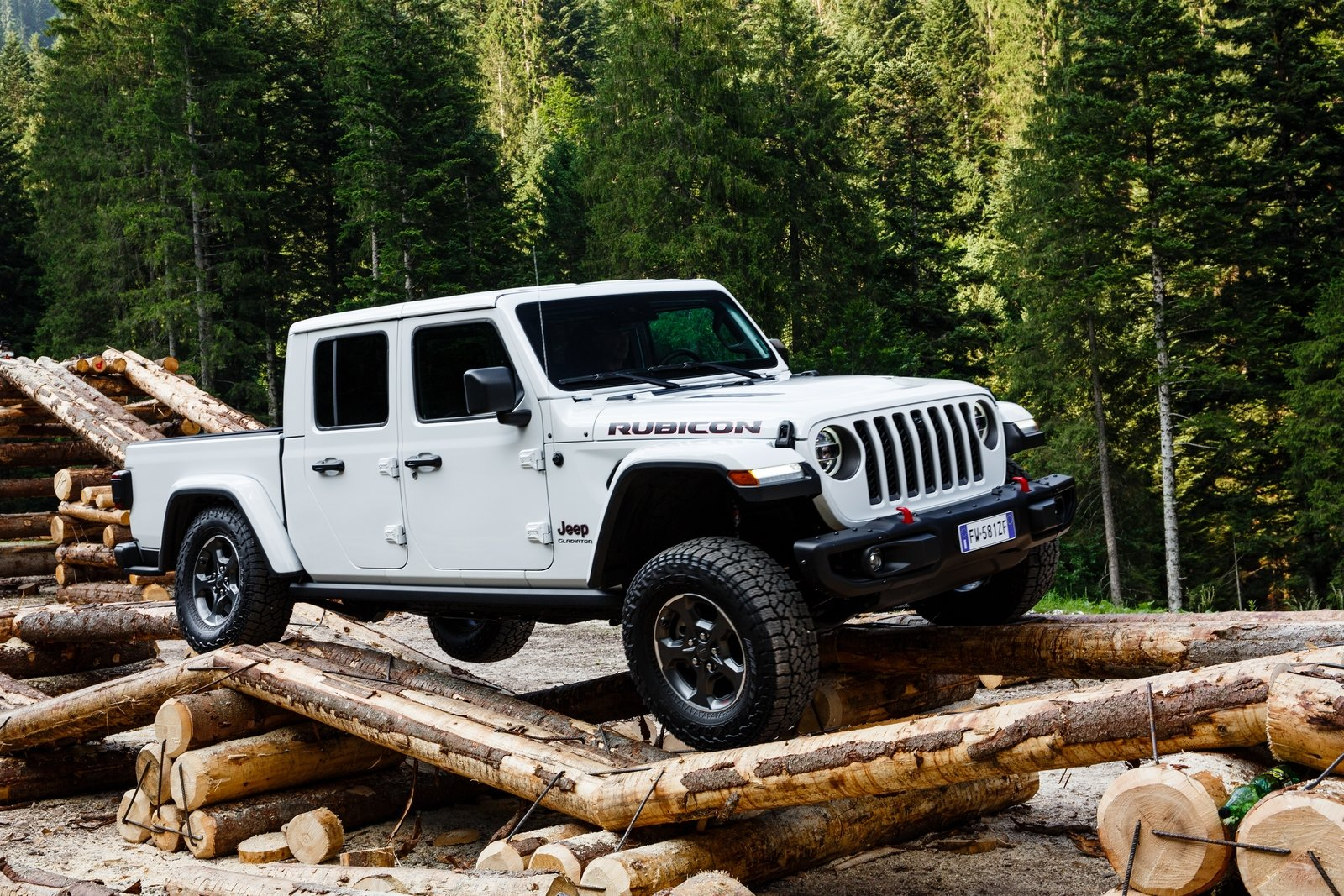 Can The Jeep Gladiator Hold Its Own Against A New, Bronco ...