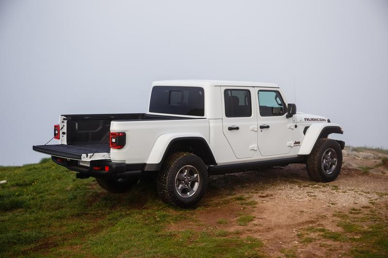 Jeep Brings The Gladiator To Europe! - image 849890