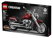 Lego Teams Up With Harley Davidson For Stunning Fat Boy Creator Set - image 849184