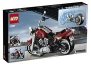 Lego Teams Up With Harley Davidson For Stunning Fat Boy Creator Set - image 849187