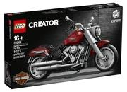 Lego Teams Up With Harley Davidson For Stunning Fat Boy Creator Set - image 849031