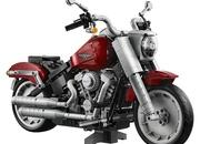 Lego Teams Up With Harley Davidson For Stunning Fat Boy Creator Set - image 849034