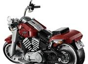 Lego Teams Up With Harley Davidson For Stunning Fat Boy Creator Set - image 849036