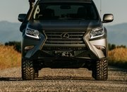 The Lexus GXOR Concept Is An Eccentric Mix of Luxury and Off-Roading - image 850507