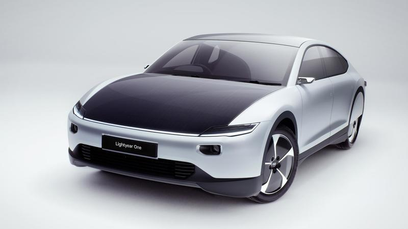 Lightyear One is a viable solar sedan that's headed for production