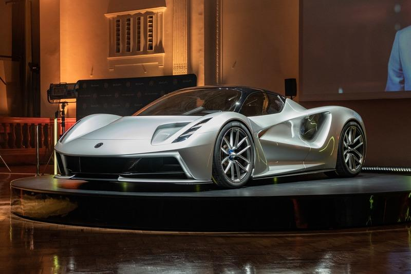 The Lotus Evija isn't quick enough for a near-2,000 horsepower EV hypercar