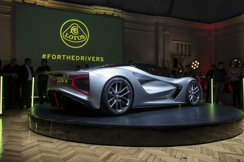 Lotus Isn't Planning Another Hypercar But a New Sports Car Is Coming in 2020 - Will It Be Electric, Though?