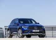 Mercedes-AMG GLC43 unveiled with aggressive looks and beefed-up engine - image 850453