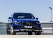 Mercedes-AMG GLC43 unveiled with aggressive looks and beefed-up engine - image 850454
