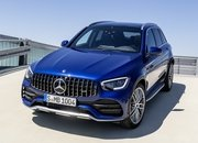 Mercedes-AMG GLC43 unveiled with aggressive looks and beefed-up engine - image 850457