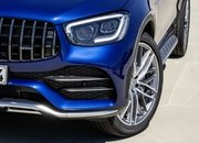 Mercedes-AMG GLC43 unveiled with aggressive looks and beefed-up engine - image 850458