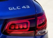 Mercedes-AMG GLC43 unveiled with aggressive looks and beefed-up engine - image 850459