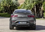 Mercedes-AMG GLC43 unveiled with aggressive looks and beefed-up engine - image 850468