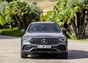 Mercedes-AMG GLC43 unveiled with aggressive looks and beefed-up engine - image 850469