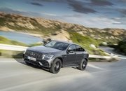 Mercedes-AMG GLC43 unveiled with aggressive looks and beefed-up engine - image 850470
