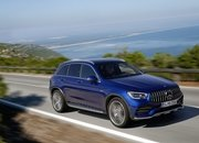 Mercedes-AMG GLC43 unveiled with aggressive looks and beefed-up engine - image 850445