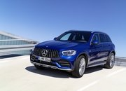 Mercedes-AMG GLC43 unveiled with aggressive looks and beefed-up engine - image 850449