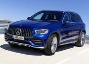 Mercedes-AMG GLC43 unveiled with aggressive looks and beefed-up engine - image 850530