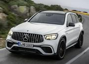 Mercedes-AMG GLC43 unveiled with aggressive looks and beefed-up engine - image 850531