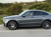 Mercedes-AMG GLC43 unveiled with aggressive looks and beefed-up engine - image 850542