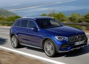 Mercedes-AMG GLC43 unveiled with aggressive looks and beefed-up engine - image 850544