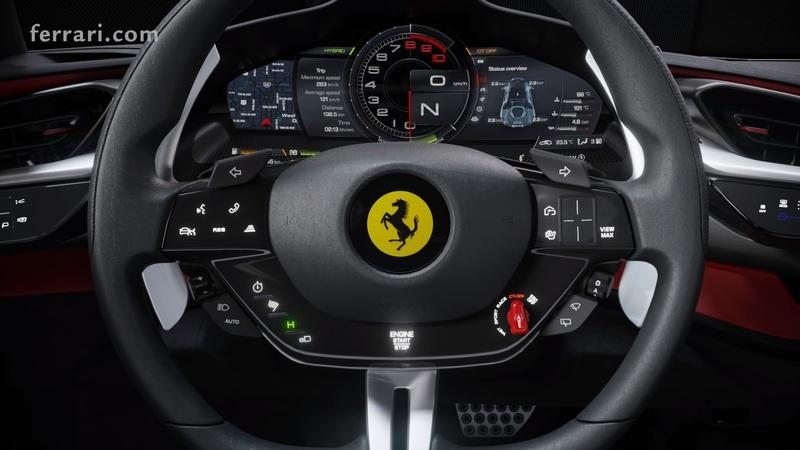 Now We Finally Know Just How the 2020 Ferrari SF90 Stradale's Powertrain Modes Work - image 847553
